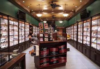 Shop Interior